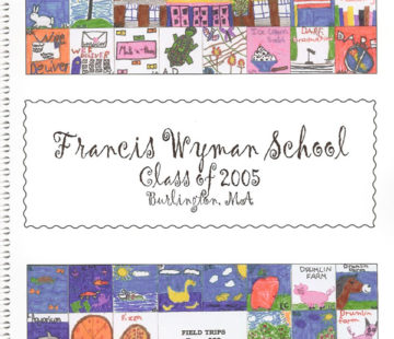 Paradigm Graphics - Portfolio - Francis Wyman School, Burlington MA