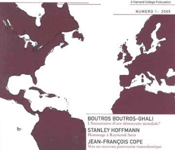 Paradigm Graphics - Portfolio -Harvard French Review