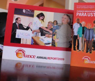 Paradigm Graphics - Portfolio - Commonwealth CARE Alliance
