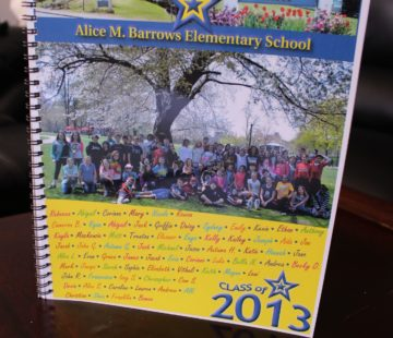 Paradigm Graphics - Portfolio - Alice M.Barrows Elementary School