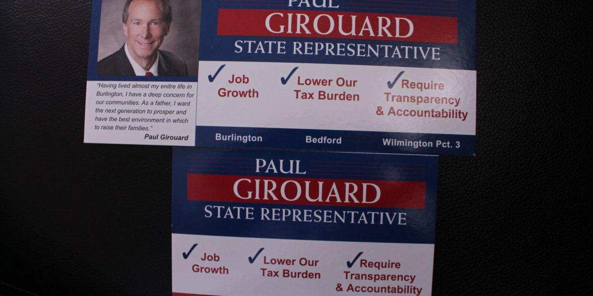 Paradigm Graphics - Portfolio - PaulGirouard.com