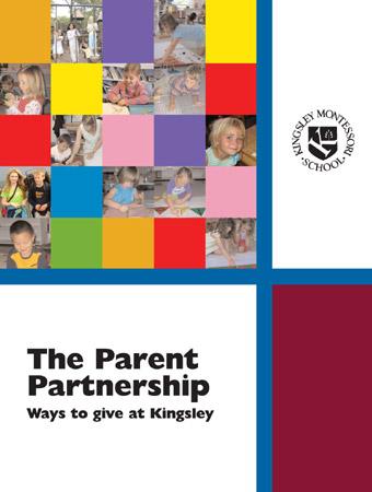 Paradigm Graphics - Portfolio - The Parent Partnership