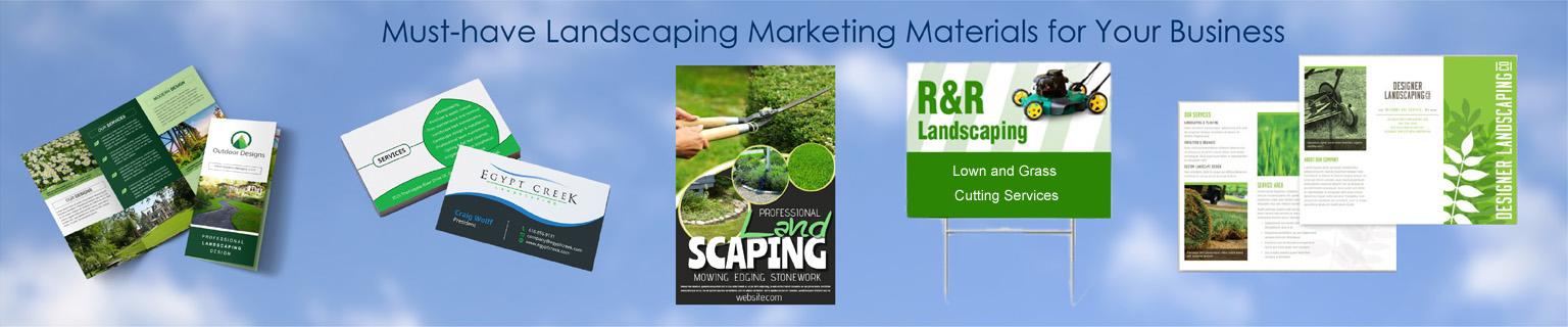 landscaping materials design