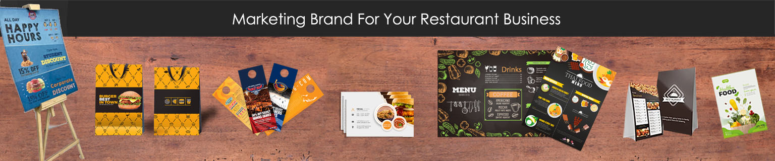 restaurant banner design